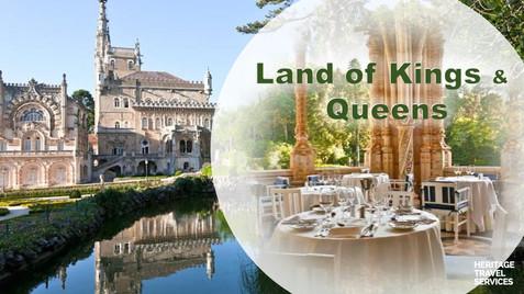 Reino encantado de reyes y reinas