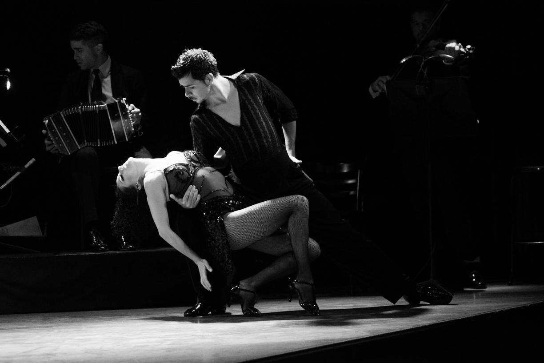 Gastronomia y tango