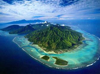 La hermana pequeña de las Islas Sociedad: Moorea