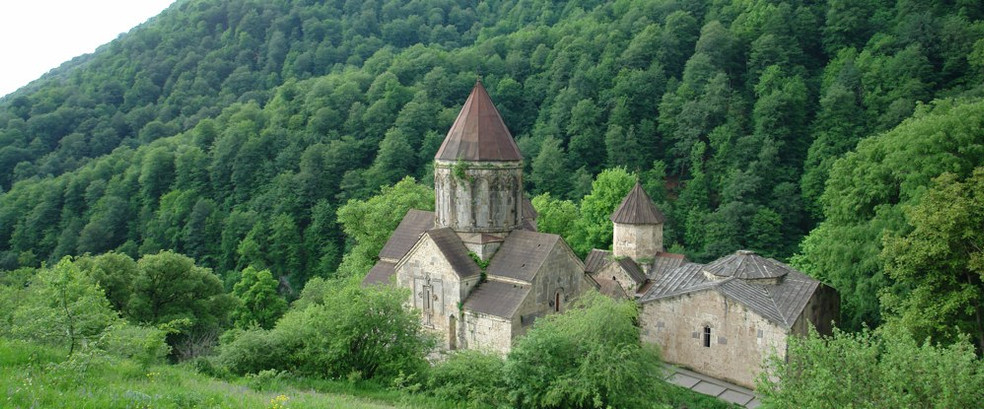 Haghartsin Cathedral
