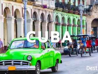 Protocolo de seguridad para viajar a Cuba