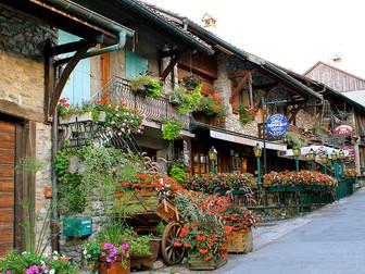 Yvoire, uno de los pueblos más bonitos de Europa