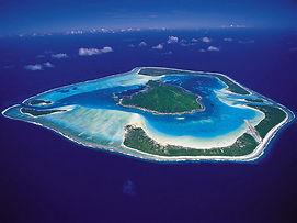 Receptivos en Islas Exóticas
