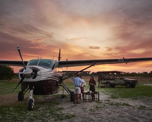 Botswana de lujo
