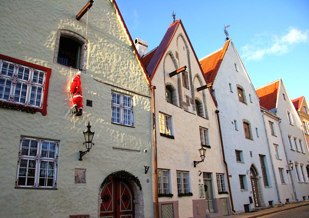 Estonia - Tallinn medieval