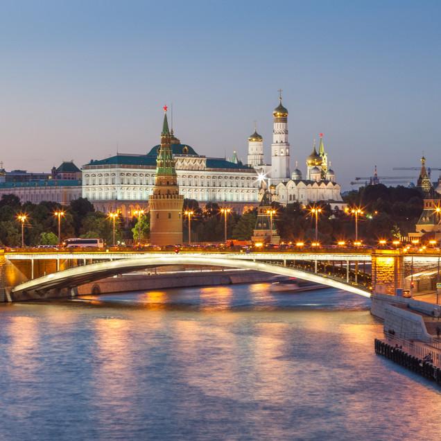 MOSCÚ - Visita panorámica