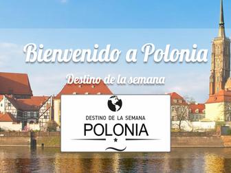Destino de la Semana: Polonia