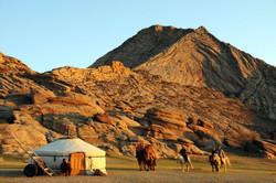 Mongolia y el Gobi