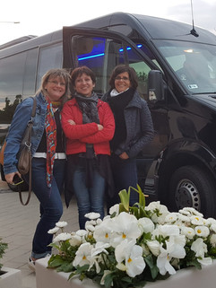 Equipo Travel to Hungary y Of. Turismo