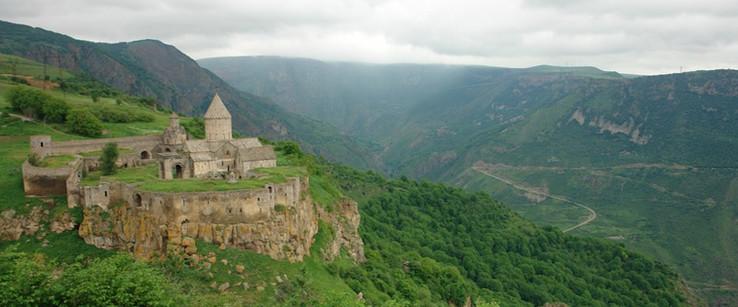 Monasterio Tatev