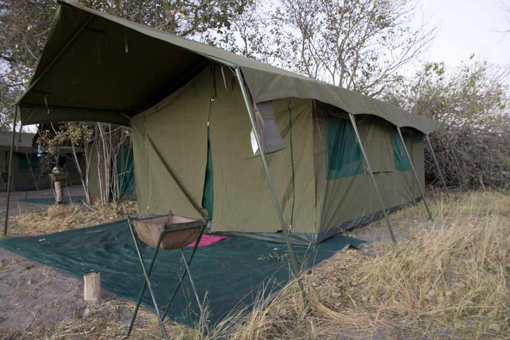 Norte de Botswana