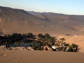 """Qué hacer en Perú: """"sandboard"""" en el desierto de Huacachina"""