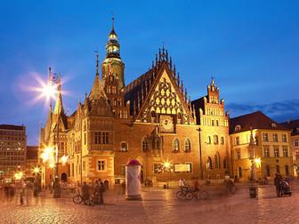 Wroclaw, la ciudad de los 100 puentes