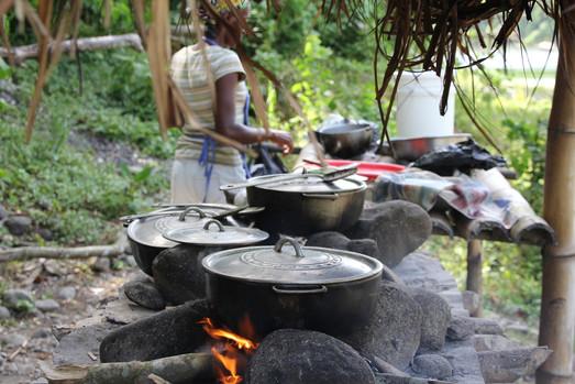 Gastronomía jamaicana