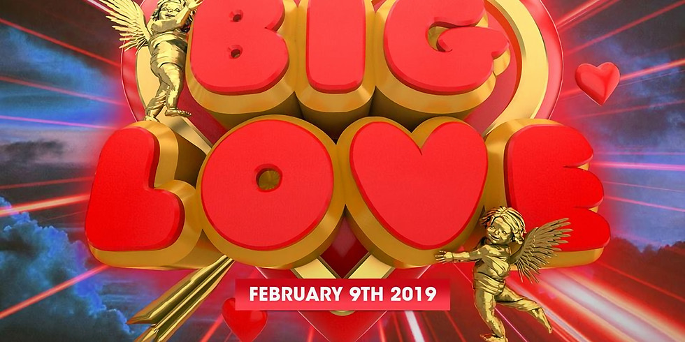 Big Love Feat Dirty Audio, Bloodthinnerz, Wenzday, Haterade