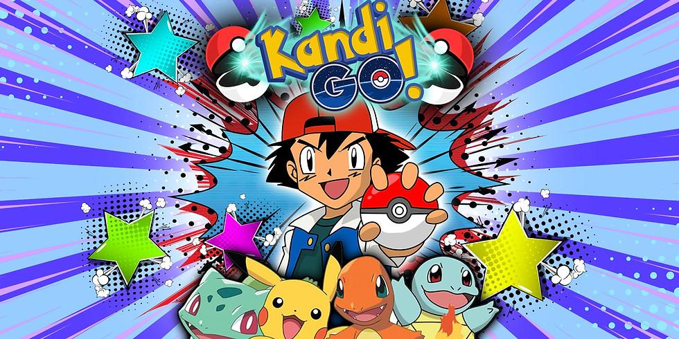 Kandi GO! Poké-Rave ft. SuPeR K!