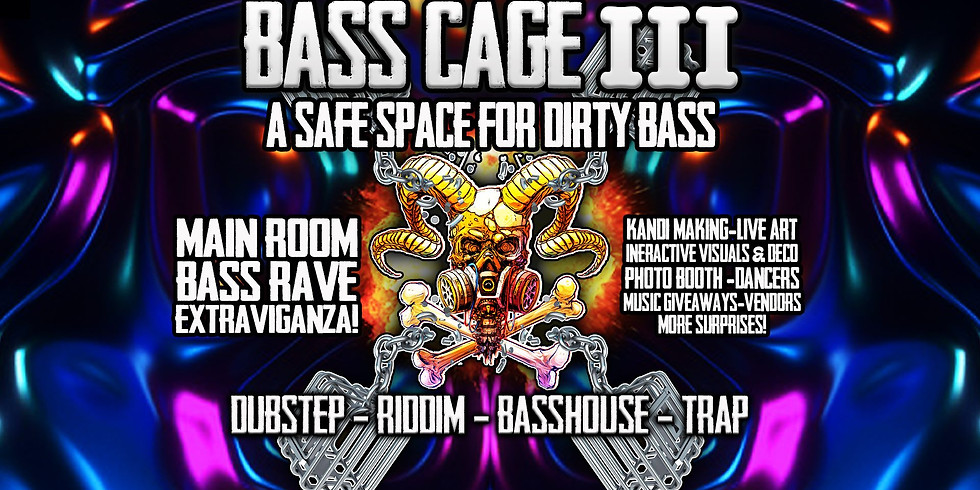 BASS CAGE III ft. AB The Thief & CHMST