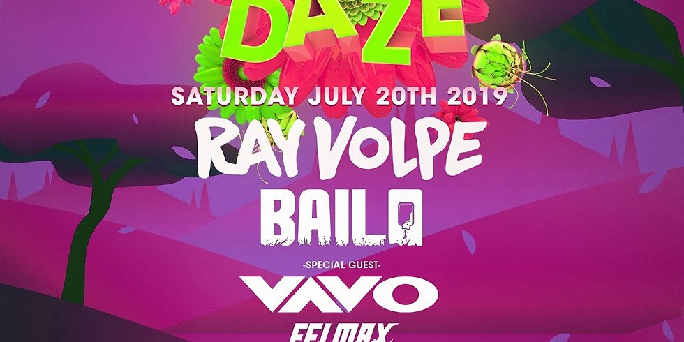 Summer Daze ft Ray Volpe, Bailo, Vavo + more