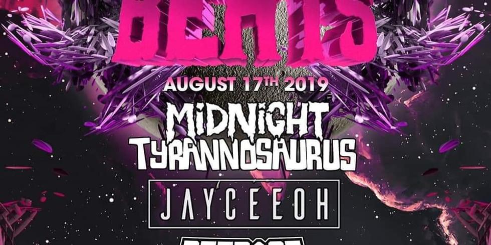 Nocturnal Beats ft- Midnight Tyrannosaurus, Jayceeoh, Detrace
