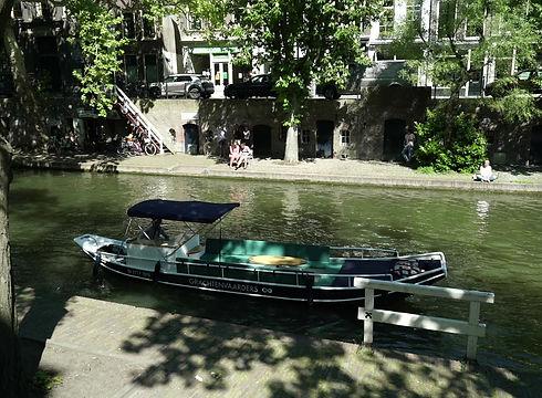 Sloep huren in Utrecht