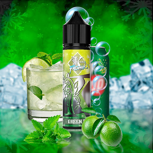 Knoks Freshhh Green K 50ml