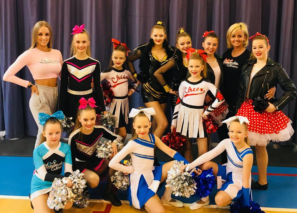 Eliminacje Mistrzostwa Cheerleaders