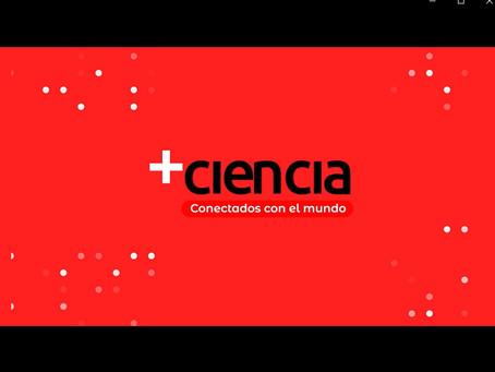 Entrevistado por +Ciencia / Inerviewed by +Science