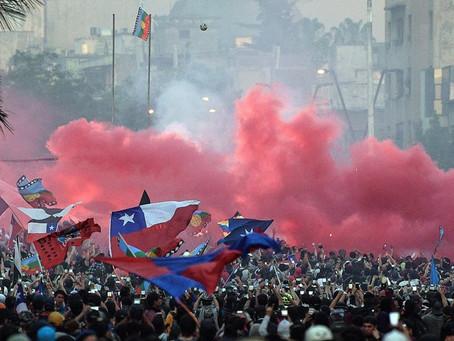 Op-ed en openDemocracy: Sed de Democracia en Chile