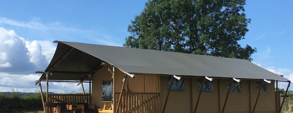 Grouse - Safari Tent