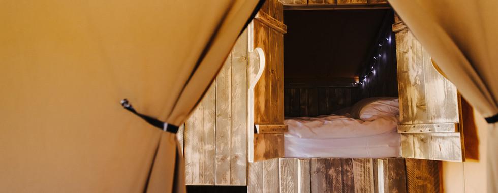 Dale2Swale -34 - Cabin Bed - Fairy Light