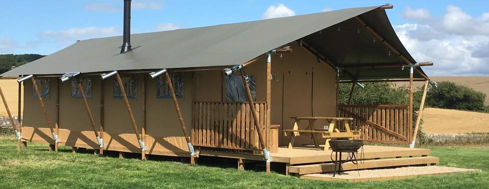 Snipe - Safari Tent