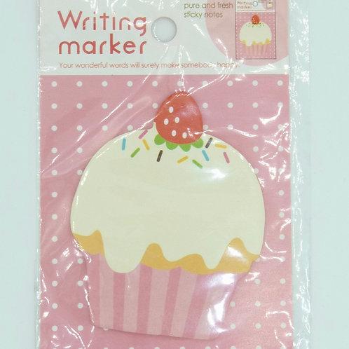 STI05 - Post-it kawai cupcakes plannergirly