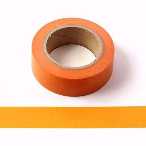 W249-  Masking tape 15mm uni orange
