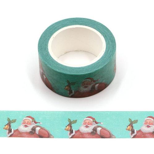 W479 - Masking tape 10m père Noël