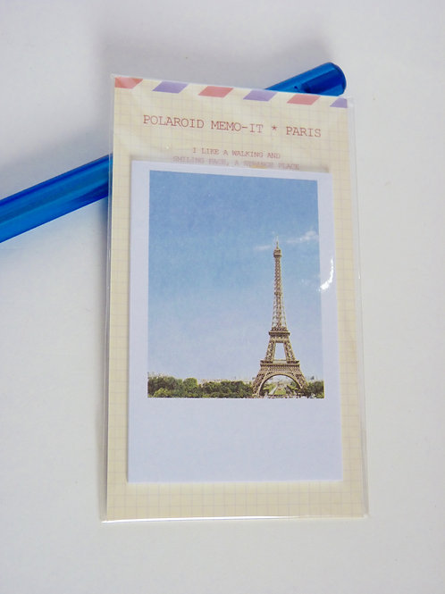 STI04 - Post-it Paris fun planner