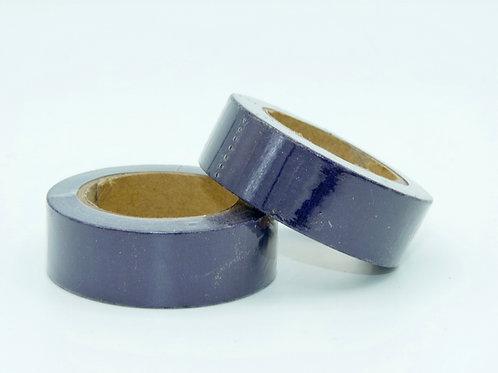 W282 - Masking tape violet foncé uni