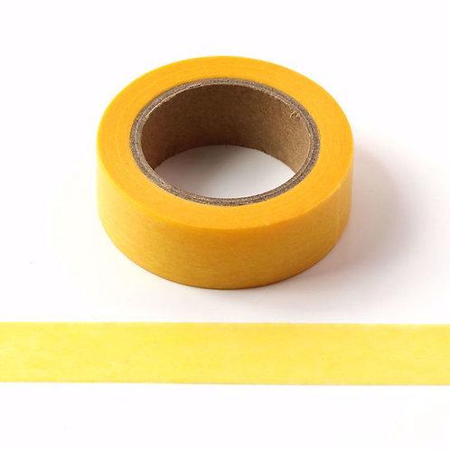 W564 - Masking tape 15 mm jaune orangé