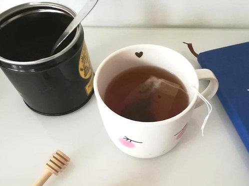 15 filtres à thé refermable avec cordon