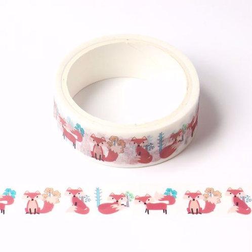 Masking tape  5m renards
