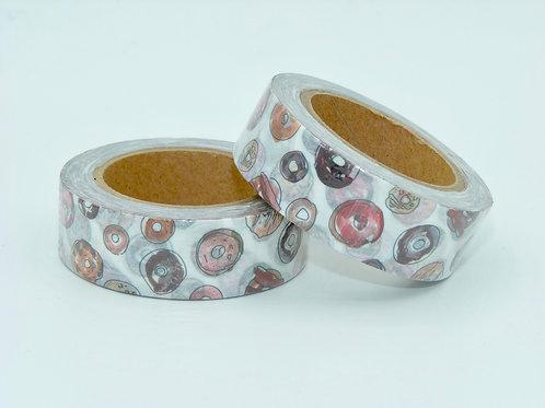 W284 - Masking tape beignets donuts