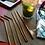 Thumbnail: 4 Pailles inox or 21 cm, courbées ou droites, zéro déchet