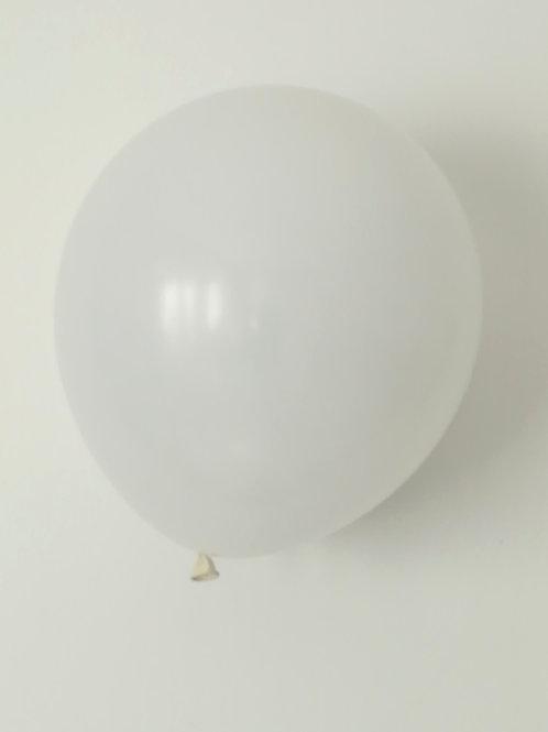 10 ballons latex blanc 30 cm haute qualité