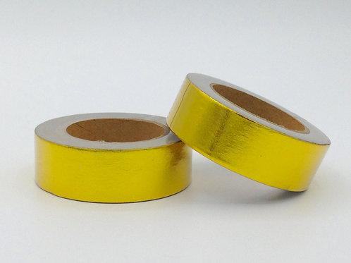 F001 - Masking tape Foil Doré