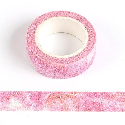 G073 - Paillettes glitter aurore rose