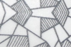 W214 - Masking tape motif design gris 2