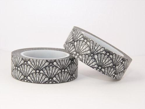 W152 - Masking tape design N&B