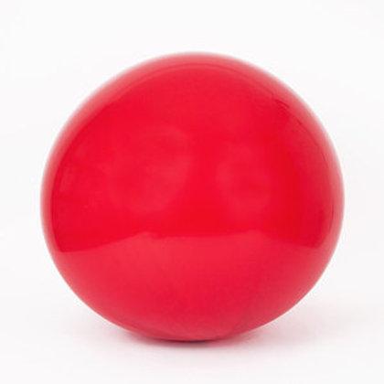 Ballon Latex Géant 90 cm Rouge