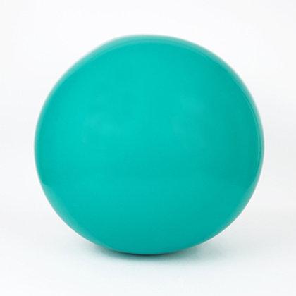 Ballon Latex Géant vert 90 cm