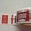 Thumbnail: W307 - Masking tape London bridge + drapeau