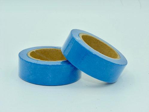 W085 - Masking tape bleu 15mm x 10m
